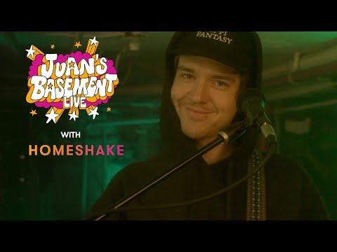 HOMESHAKE | Juan's Basement Live