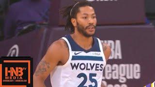 Los Angeles Lakers vs Minnesota Timberwolves 1st Qtr Highlights   11.07.2018, NBA Season