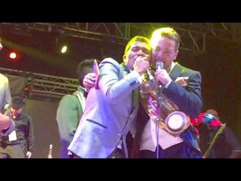 Cristian Castro - Grupo5 (Bolivia) - Gallito Feliz (43 AÑOS)