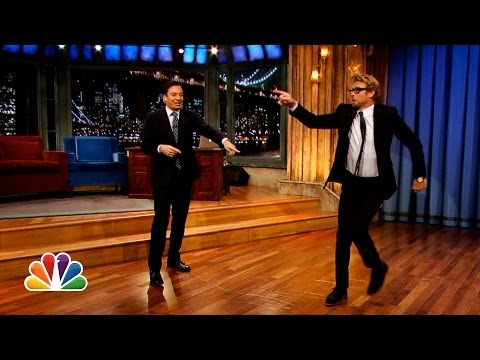 Simon Baker And Jimmy Fallon's Mick-Off - Smashpipe Comedy