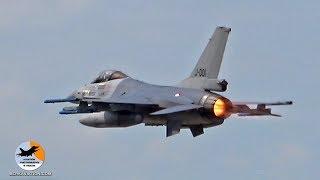 Airpower demo! Luchtmachtdagen 2019 | Vliegbasis Volkel