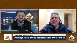 Mudanças das Bases Genéticas da Raça Jersey - Programa Jersey Brasil #3