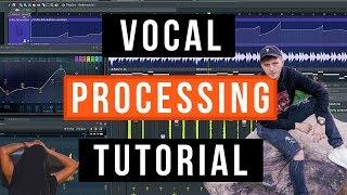 Crisp & Clean Vocal Effects | Prismo Vocal Processing Tutorial