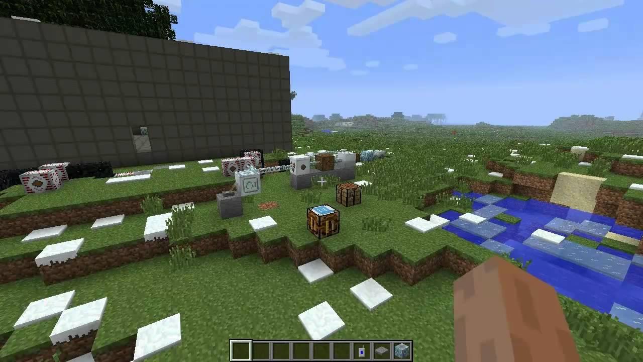 Minecraft Industrial Craft  Mass Fabricator
