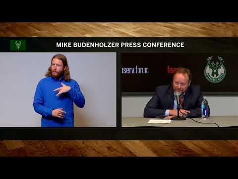 Coach Budenholzer on Bucks' win, Middleton's 51 points