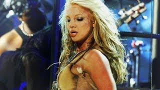 Britney Spears - Stronger (Live @ American Music Awards 2001)