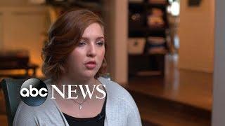 Teen says teacher made her go on the run with him