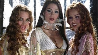 Top 10 Vampires in Movies and TV (REDUX)
