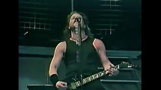 Metallica Live In Russia 1991 HQ Monsters Of Rock Moscow 2 - Music