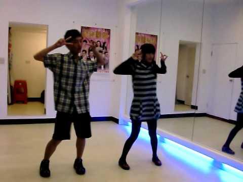 S.H.E-怎麼辦 創意舞蹈