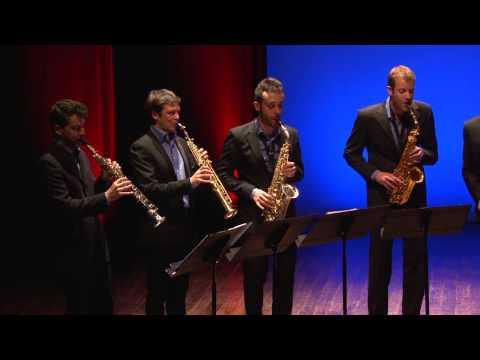 Ensemble de saxophones Squillante