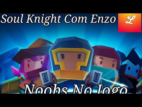Jogando Oque Sabe [Soul Knight]