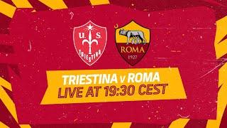 LIVE: Triestina-Roma