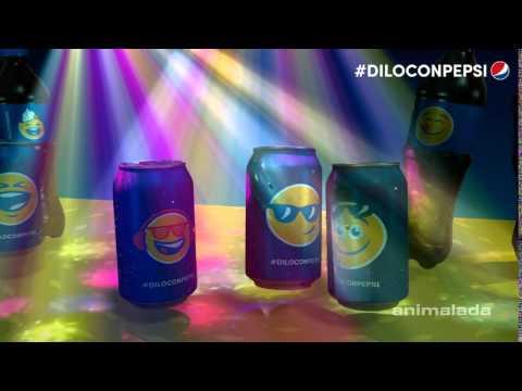 Fiesta sin palabras #DiloConPepsi