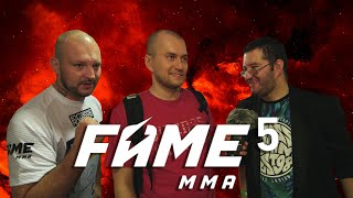 Pal Hajs TV - 99 - Fame MMA 5
