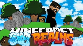 Minecraft: SKYREALMS   OUR NEW ISLAND!! [1]
