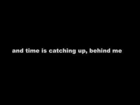 Trapt - When all is said and done LYRICS