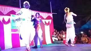 Maa Go Tumi Sarbojanin group dance by  Dishari