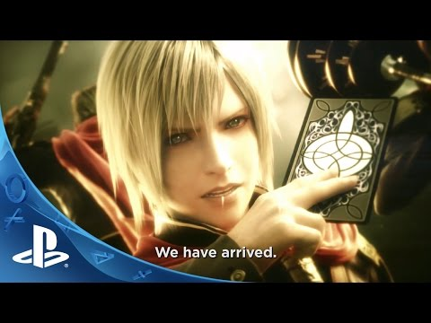 Final Fantasy Type-0 HD Trailer
