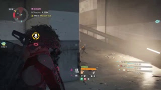 Back with the Division!