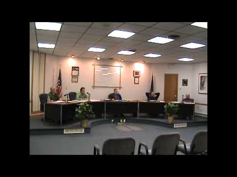 Rouses Point Village Board Meeting  10-5-09