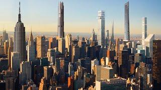 NYC's Future Skyscrapers