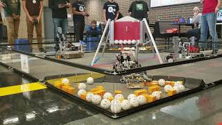 FTC Rover Ruckus League Meet #2 Match 3 (301 Points) - Circuit Breakers 10435