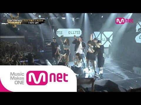 Mnet [쇼미더머니3] EP.06 : 올티(Olltii) - OLL' Ready @ 1차 공연