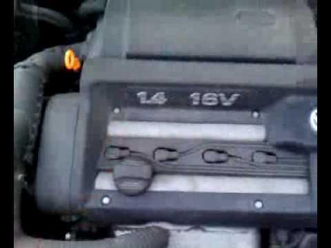 volkswagen golf iv 1 4 75hp engine youtube. Black Bedroom Furniture Sets. Home Design Ideas