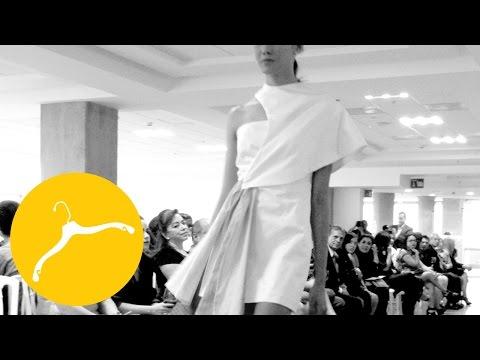 Pasarela de Graduacion Centro de Diseño de Modas 2016   Conceptos Minimalistas