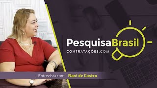 Pesquisa Brasil - Entrevista Nani de Castro pt.2