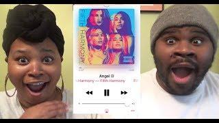 FIFTH HARMONY - ANGEL (WE ARE SHOOKETH) - REACTION