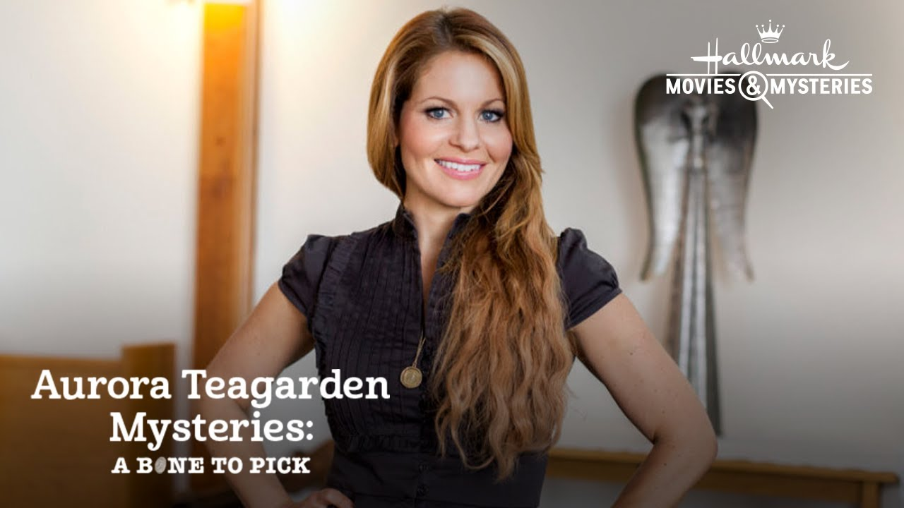 Aurora Teagarden Mystery: A Bone to Pick (2015) Трейлър