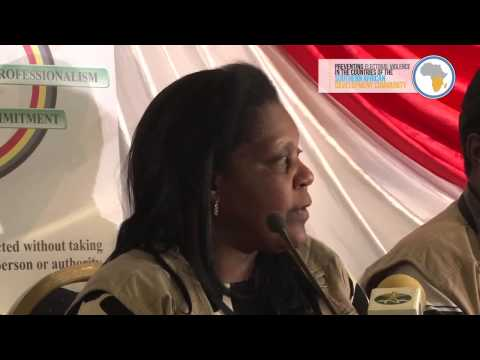 PEV-SADC project: Reportage on General Elections 2013