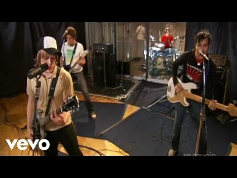 Fall Out Boy - Dance, Dance (AOL Sessions)