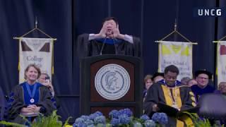 May 2019 Commencement Speaker Dr. Ken Jeong Full Speech