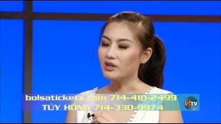 TALK SHOW NGOC LAN & CAO MINH DAT VFTV