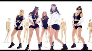 EXID - AH YEAH 中文字幕 MV YouTube 影片
