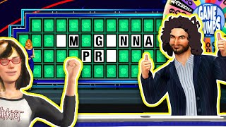 Can we beat the douchey AI player? - Wheel Of Fortune