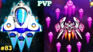 Space Shooter Galaxy Attack Gameplay 2018 PVP Mode # 83