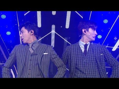 《POWERFUL》 TVXQ(동방신기) - The Chance of Love(운명) @인기가요 Inkigayo 20180415