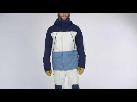 Burton Men's Breach Snowboard Jacket