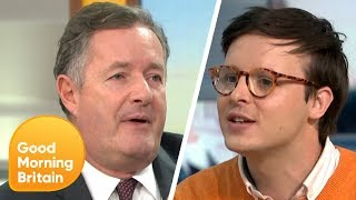 Should Piers Morgan Be Fired for His Views on Gender?   Good Morning Britain