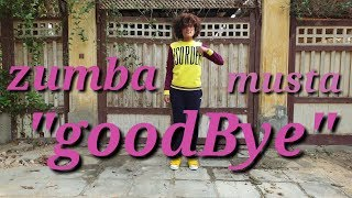 """GOODBYE"" / Zumba® choreo by Zumbamusta(Jason Derulo x David Guetta ft. N.Minaj & W.William)"