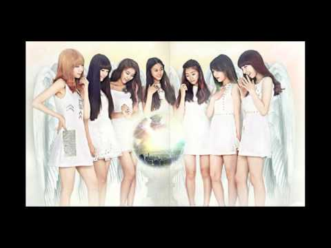 Love Is Only You - AOA