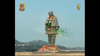 PM unveils Sardar Patel's Rs 2,900 Cr Statue of Unity..