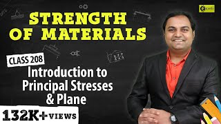 Introduction to Principal Stresses and Plane - Principal Stresses and Planes - Strength of Materials
