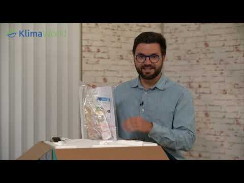 Mobiles Klimagerät | DOLCECLIMA compact 8 P | 2,1 kW | 25m²