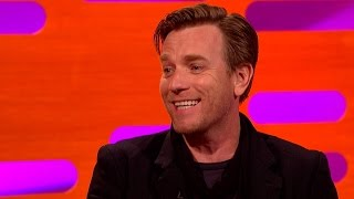 Ewan McGregor on his voice cameo in the latest Star Wars film - The Graham Norton Show: Series 19