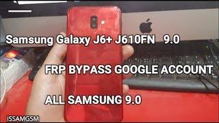Tube Reader   Bypass google account Samsung Galaxy J6+